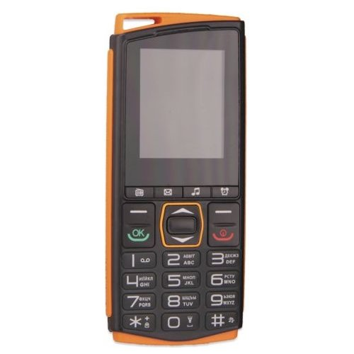 SIGMA MOBILE COMFORT 50 MINI 4 BLACK/ORANGE