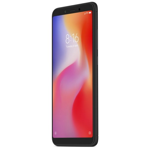 XIAOMI REDMI 6 3/32GB EURO SPEC BLACK N/O