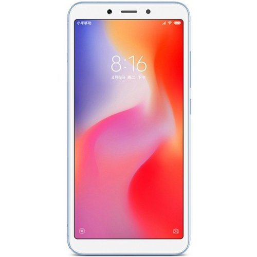 XIAOMI REDMI 6 3/32GB EURO SPEC BLUE N/O