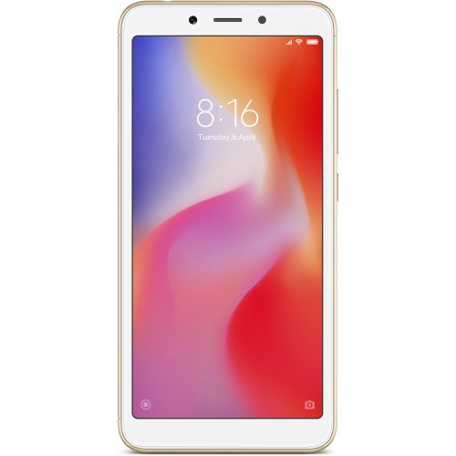 XIAOMI REDMI 6 3/32GB EURO SPEC GOLD N/O